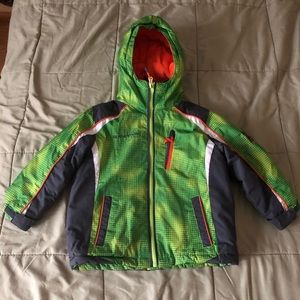 Weatherproof Toddler Boys Coat